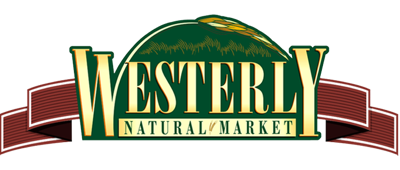 A theme logo of Westerly Natural Market